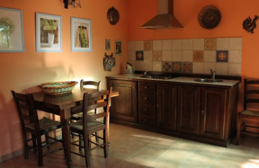 room and apartments country house marche